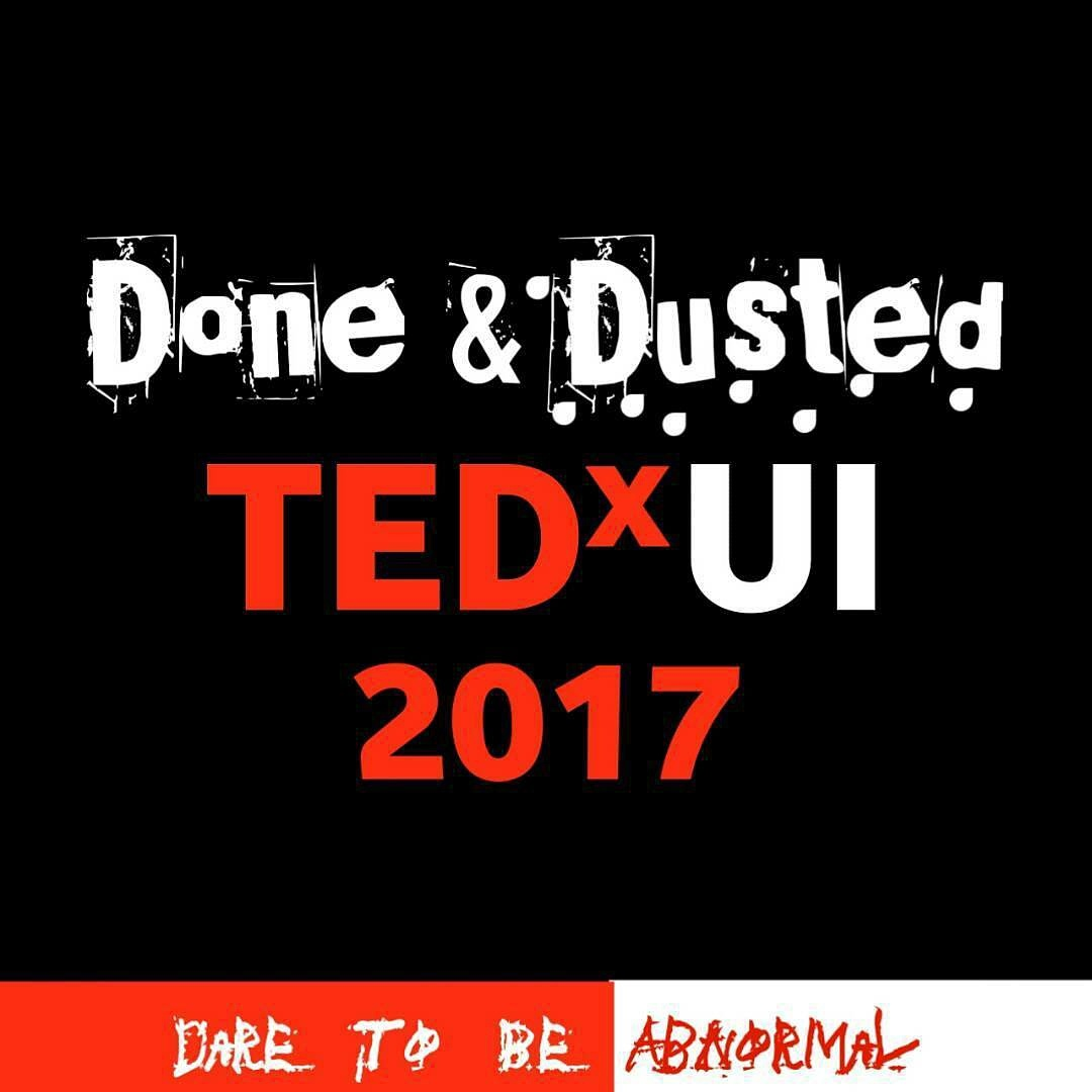 TedxUI Holds Abnormal Event